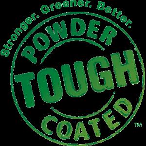 Powder Coated Tough - Stronger. Greener. Better.