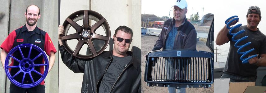 Powder Coat Rims Wheels Frames For Cars Amp Motorcycles